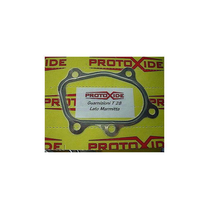 Gasket for exhaust side GT25-GT28 Turbo Reinforced Turbo, Downpipe and Wastegate gaskets