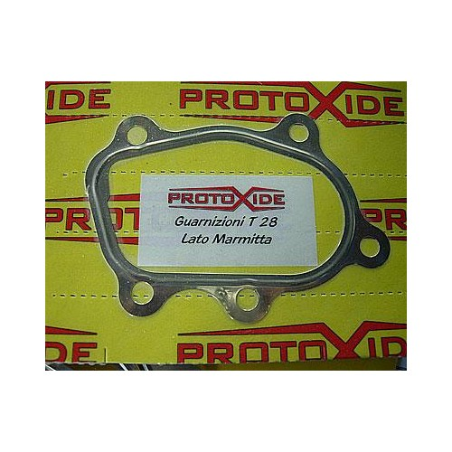 Gasket for exhaust side GT25-GT28 Turbo
