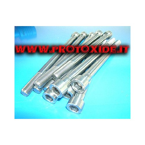 Head Bolts for Lancia Delta, Coupe 16V 10mm Reinforced Head Bolts