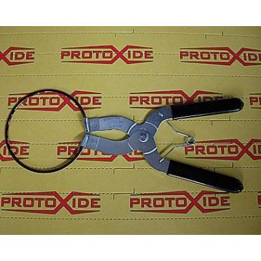 Caliper segmentos de pistão para a inserção Ferramentas para diagnóstico