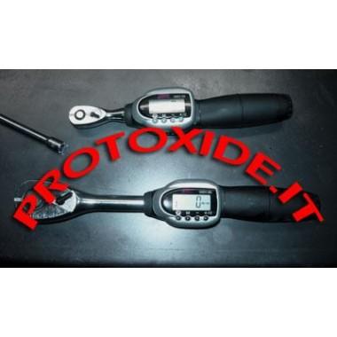 Digital torque wrench att. 1/4