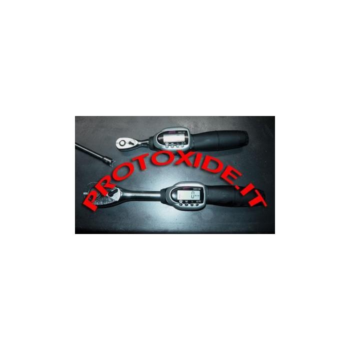 Digital torque wrench att. 1/4 Diagnostic Tools