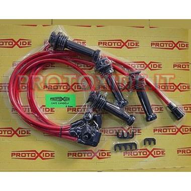 Cables de bujía turbo Lancia Delta 2,000 16v Cables de vela específicos para automóviles