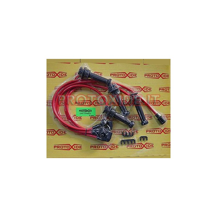 Spark plug wires Lancia Delta 2.0 16v Turbo Specific spark wire plug for cars