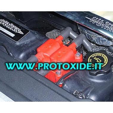 Bobina roja reforzada para Minicooper R53 Potencias y bobinas impulsadas