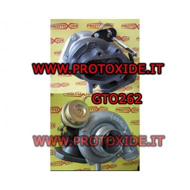 Turbocompressor minicooper 262 GTO R56 - peugeot 1.6 Turbochargers op race lagers