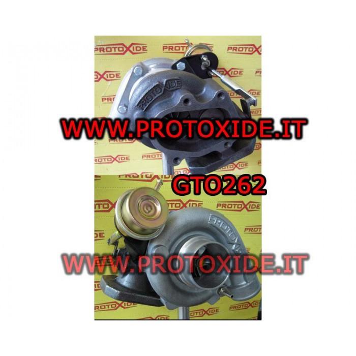 Turbocompressore GTO262 su cuscinetti per Peugeot 1.6