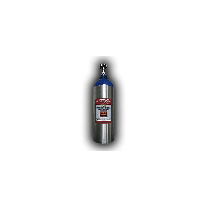 Cilindar CE usklađen 4kg-Hollow- Cilindri za dušični oksid
