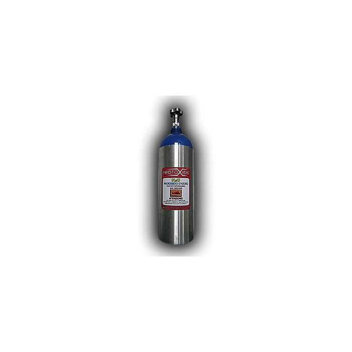 Cylinder CE-kompatibel 4 kg-Hollow- Cylindre til nitrogenoxid