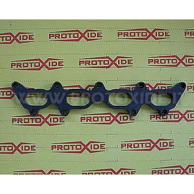 Flange Head Fiat sporting 1.2 16v 2nd series Flanges exhaust manifolds