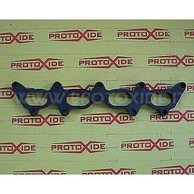 Flangia collettori scarico Fiat Punto sporting 1.2 16v 2a serie Flange collettori di scarico