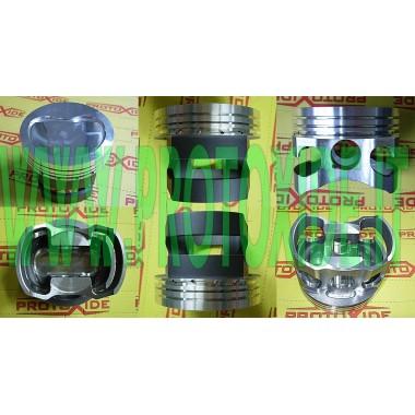 Pistoni Fiat stampati Punto,Uno Turbo 1.6 8v SPECIAL Pistoni Forgiati Auto
