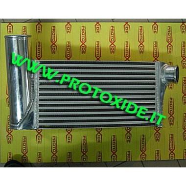 Intercooler más grande para el Lancia Delta Intercooler aire-aire