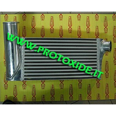 Ladeluftkühler für Lancia Delta Luft-Luft-Ladeluftkühler