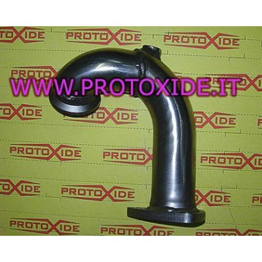 Downpipe Exhaust for Alfa Fiat Lancia Opel 115 -120 hp