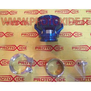 Valvola Pop Off Tial 50.5 mm sfiato esterno Valvole PopOff e adattatori