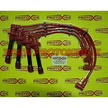 Cables de bujías para Hyundai Coupè 1.6 - 2.0 16v Cables de vela específicos para automóviles