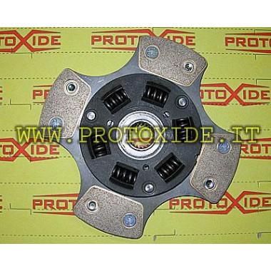 Clutch Disc 4 kobberplader Suzuki SJ 413 Forstærkede koblingsplader