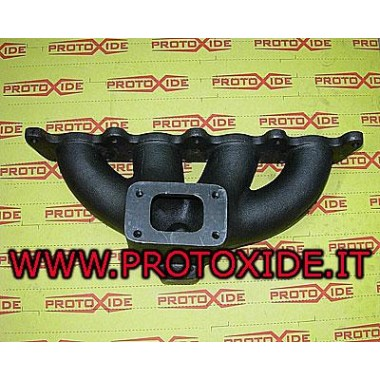 Cast iron exhaust manifolds for Audi 1.8 20v att.T2