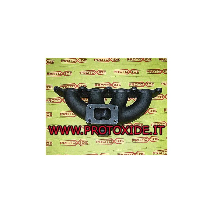 Cast iron exhaust manifolds for Audi 1.8 20v att.T2 Collectors in cast iron or cast