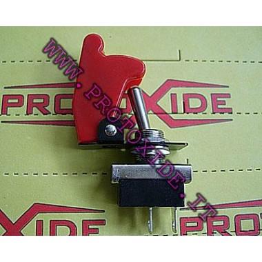 Тип Switch Military RED Ключове и бутони