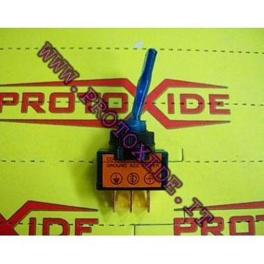 Interrupteur avec LED BLU intégrée Catégories de produit