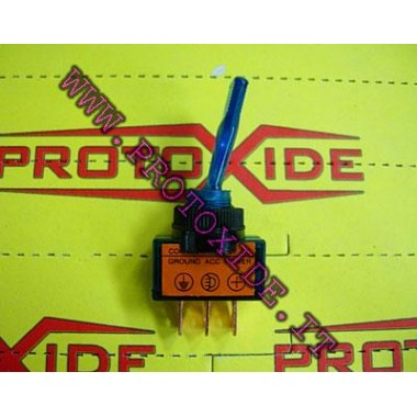 Schakelaar met geïntegreerde LED BLU Categorieën product
