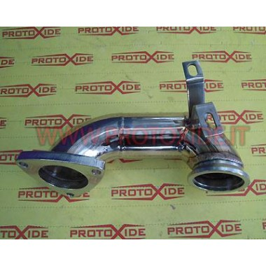Evacuare burlan pentru Alfa 156 2.4 Downpipe Turbo Diesel and Tubes eliminates FAP