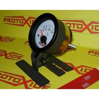 Soporte de clip de una posición con orificio de 52 mm Portainstrumentos y marcos para instrumentos