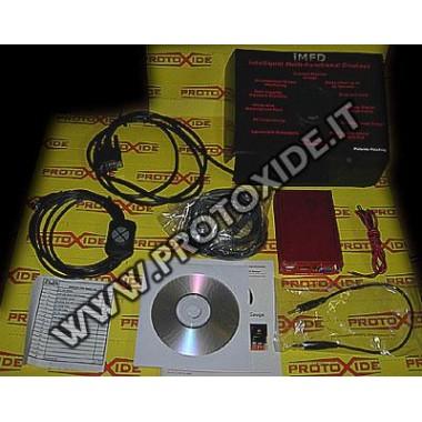 Instrumento inteligente medidor de presión de 52 mm La instrumentación electrónica varía