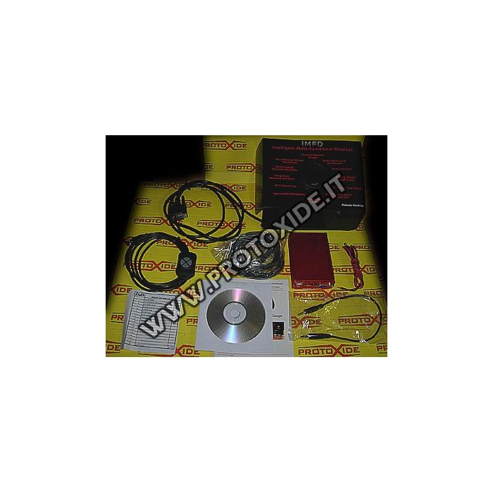 Intelligent Instrument 52mm Electronic instrumentation varies