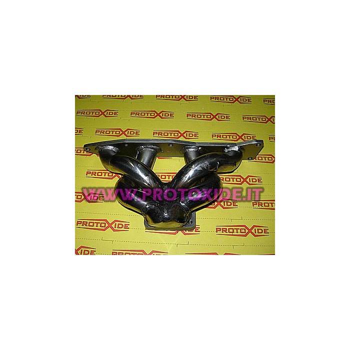 Exhaust manifold Suzuki Sj 410-413 - Turbo - T2 Stainless steel manifolds for Turbo Gasoline engines