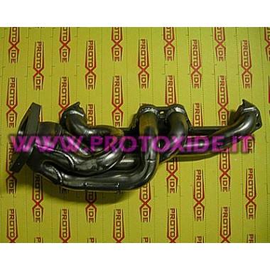 Yan egzoz manifoldu Fiat Punto GT-ONE T. Turbo Benzinli motorlar için çelik manifoldlar