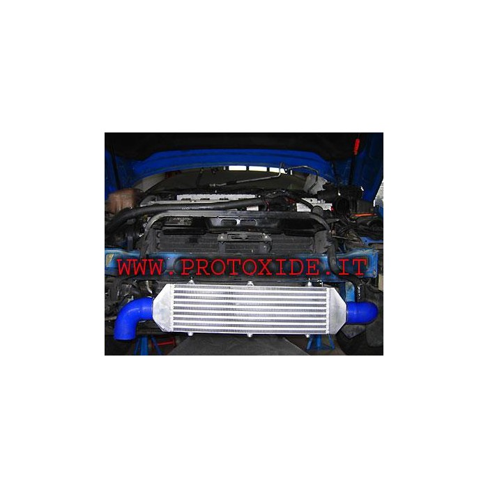 Intercooler front-KIT-specific 5-cyl Coupe Air-Air intercooler