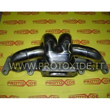 Egzoz manifoldu Audi S3/TT/SEAT LEON - T28 Turbo Benzinli motorlar için çelik manifoldlar