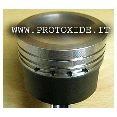 Pistones impresos inteligentes de 600cc Pistones automáticos forjados