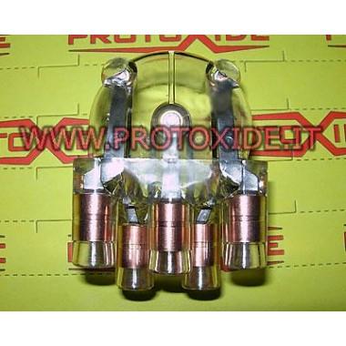 Calotta spinterogeno trasparente Lancia Delta 2000 8-16v Uno Turbo 1.300 Calotte Trasparenti