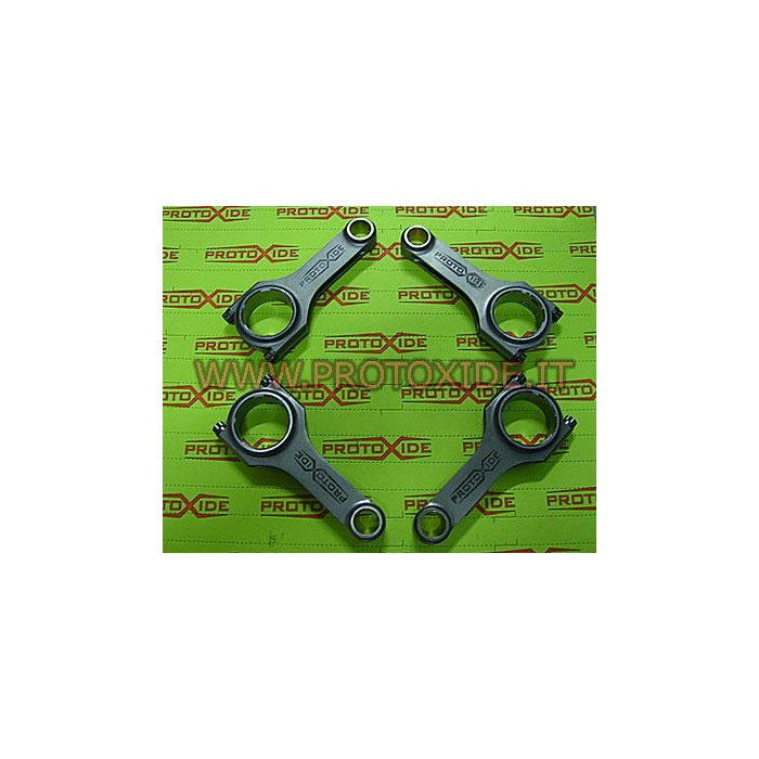 Lancia Delta conrods & 8-16v Fiat Coupe 2.0 16v turbo 550hp Connecting Rods