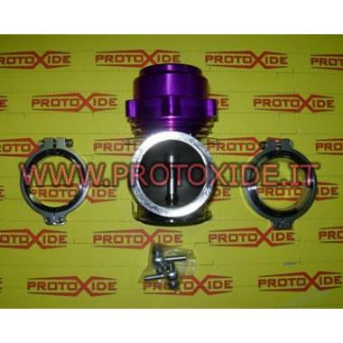 60mm soupape de décharge v-bande externe Déchets externes