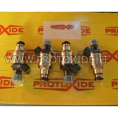 Increased injectors for Audi 180-210-225 hp Triflux