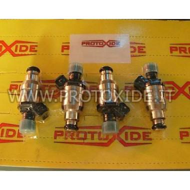 Verhoogde injectoren voor Audi 180-210-225 pk Triflux primers die specifiek zijn voor de auto of voertuig model