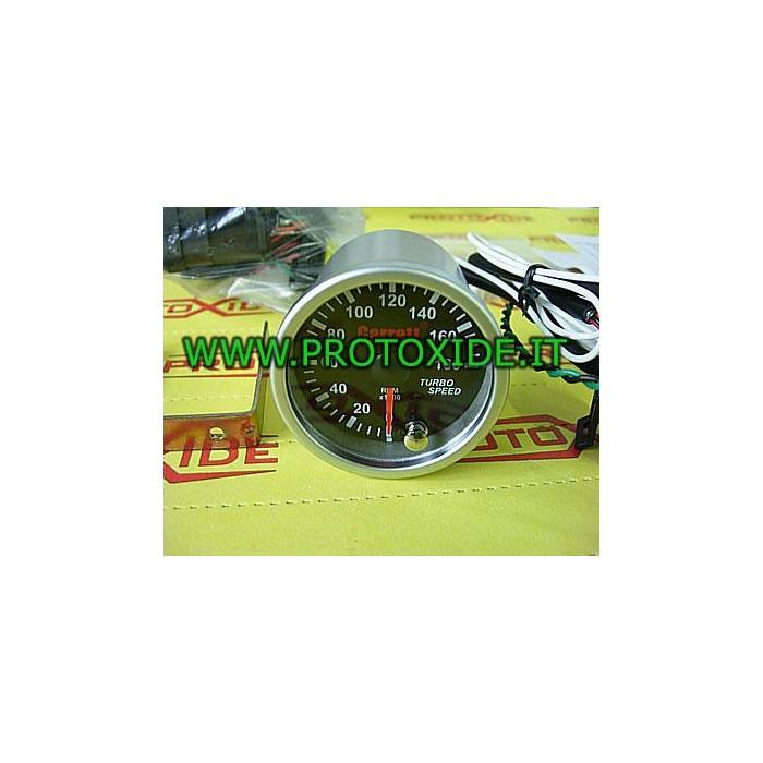 Garrett Turbocharger Speed Sensor Kit 52mm Electronic instrumentation varies
