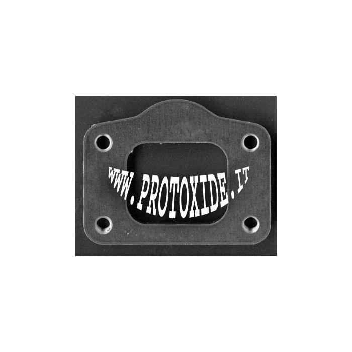 Ulaz T2 Turbo Prirubnica Prirubnice za Turbo, Downpipe i Wastegate