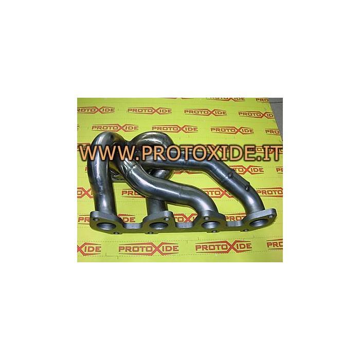 Collettore scarico acciaio Peugeot 106-206 Saxò 1.4-1.6 8V Turbo Collettori in acciaio per motori Turbo Benzina