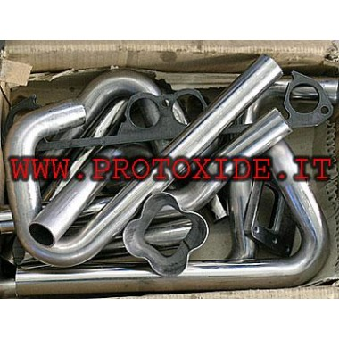 Colectori Lancia Delta 8V Turbo Kit - DIY Do-it-yourself manifolds
