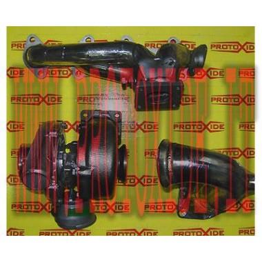 Kit potenziamento 200HP per 1.9 120-130hp JTD Kit potenziamento motore