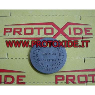 Tjocklek Mätare för ljus Specifik tooling
