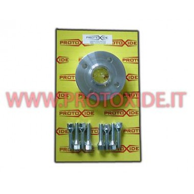 Rozpery so skrutkami pre MiniCooper sp.20mm Dištančné