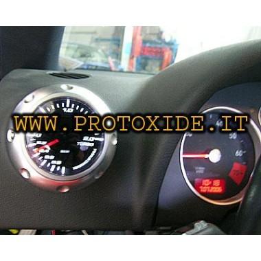 Indicator de temperatura gazelor de evacuare instalat pe un Audi TT