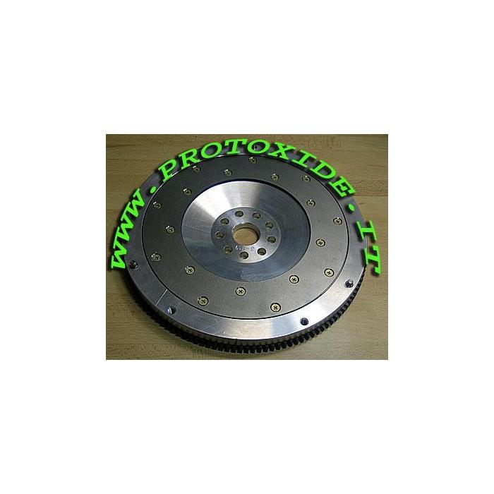 Aluminum flywheel for Alfa GTV V6 turbo 2000 Steel flywheels